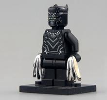Single Sale DC Marvel Avengers Super Heroes Batman Hydra Captain America PG052 Blocks Legoelieds Minifigures Children Gift(China (Mainland))