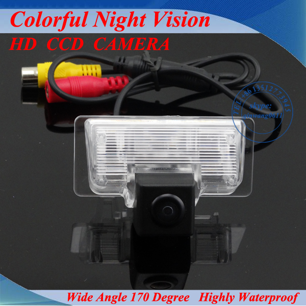 For Nissan Almera Teana/Sylphy/TIIDA rear view camera Waterproof 1090K 170 Degree Night Vision Car Camera wireless CCD 1/3<br><br>Aliexpress
