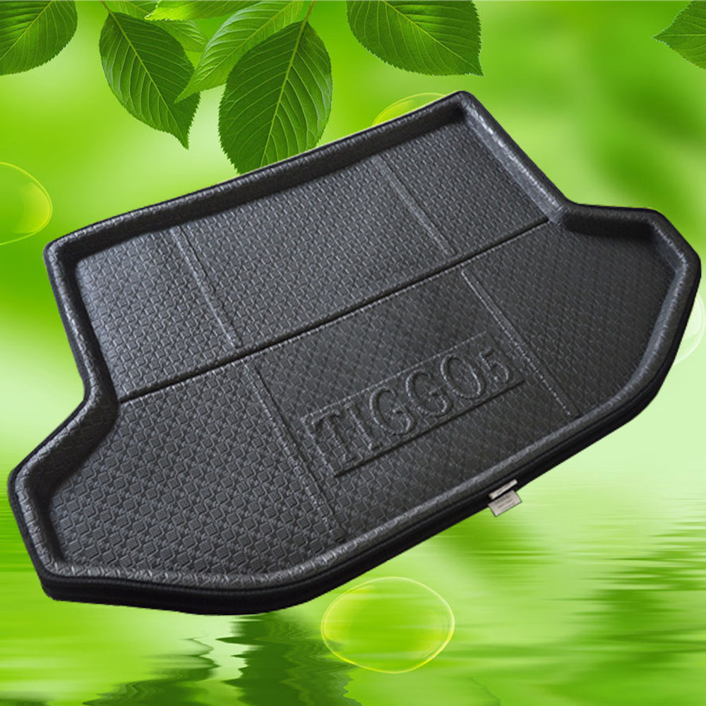 Interior Accessories The Personality Car Trunk Mat Tail
