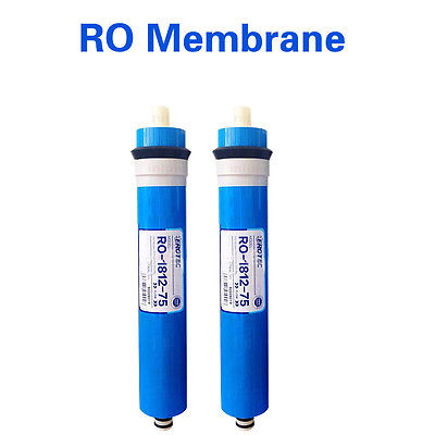 Water Filter 75 Gpd Ro Membrane Reverse Osmosis