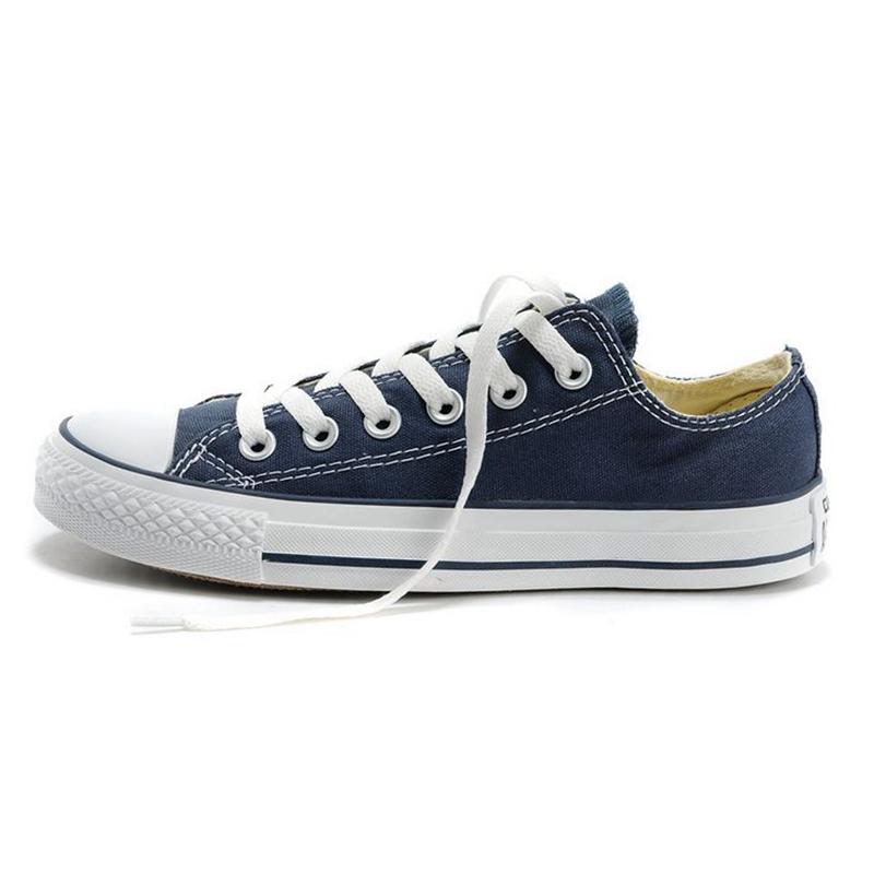 Здесь можно купить  100% Original Converse Skateboard shoes funds to help low original quality canvas shoes  all star men shoes free shipping  Спорт и развлечения