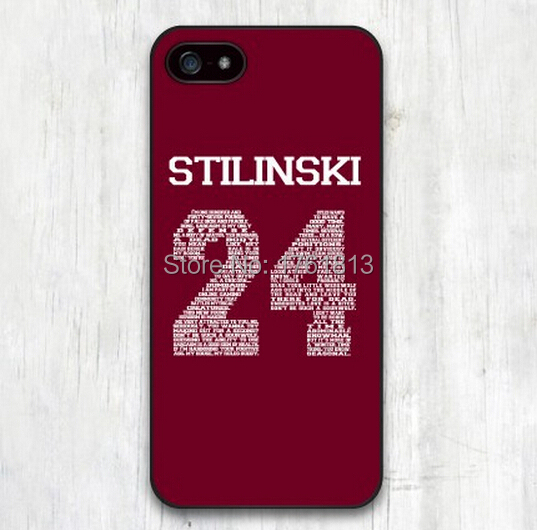 Teen Wolf Stilinski 24 phone case for iPhone 4s 5s 5c 6 Plus iPod Touch 4 5 6 Samsung Galaxy s2 s3 s4 s5 mini s6 s7 note 2 3 4 5(China (Mainland))