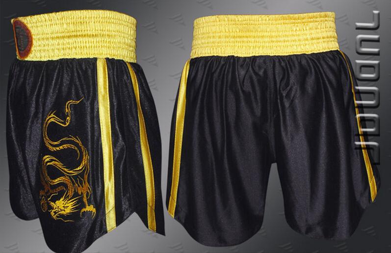 Free Shipping NEW MMA Shorts Boxing Trunks mixed Martial Arts Muay Thai shorts fight gear uf(China (Mainland))
