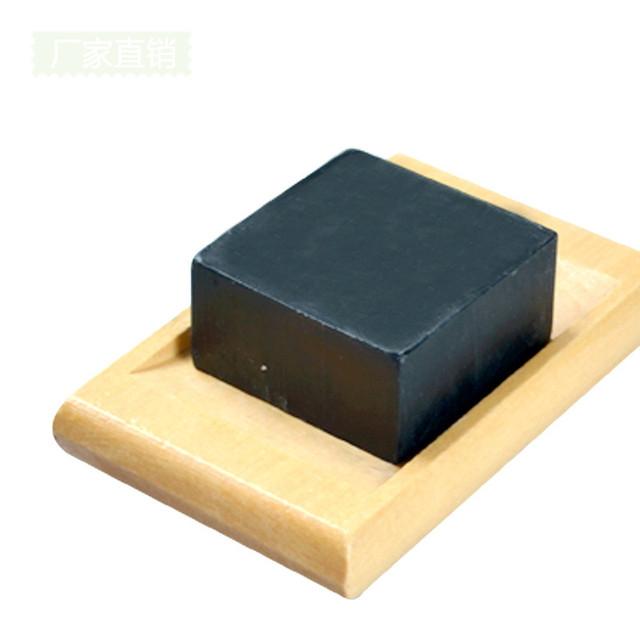 Бамбуковый уголь мыло ручной работы лечение по уходу за кожей натуральное отбеливание ...