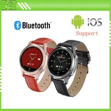 Носимых устройств здоровья шагомер водонепроницаемый Bluetooth zgpax s360 Smartwatch с SIM карты для Iphone и Android смартфон часы телефон