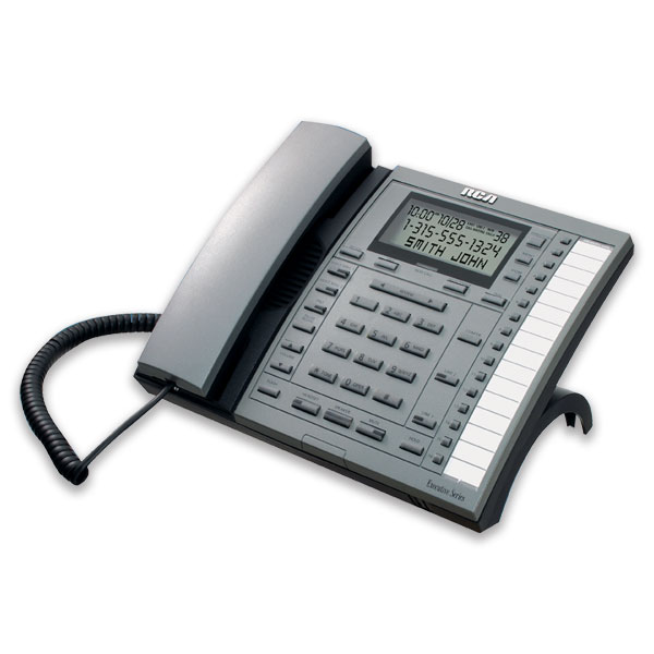 RCA GE Thompson 25415RE3 4-Line Corded Speakerphone with Answer Machine Office Home Telephone set, Corded phone Only(China (Mainland))