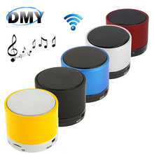 5pc new S10 Subwoofer Bluetooth Speaker with Mic Portable Wireless mini speaker TF card music Mp3 player For Phone Free shipping(China (Mainland))