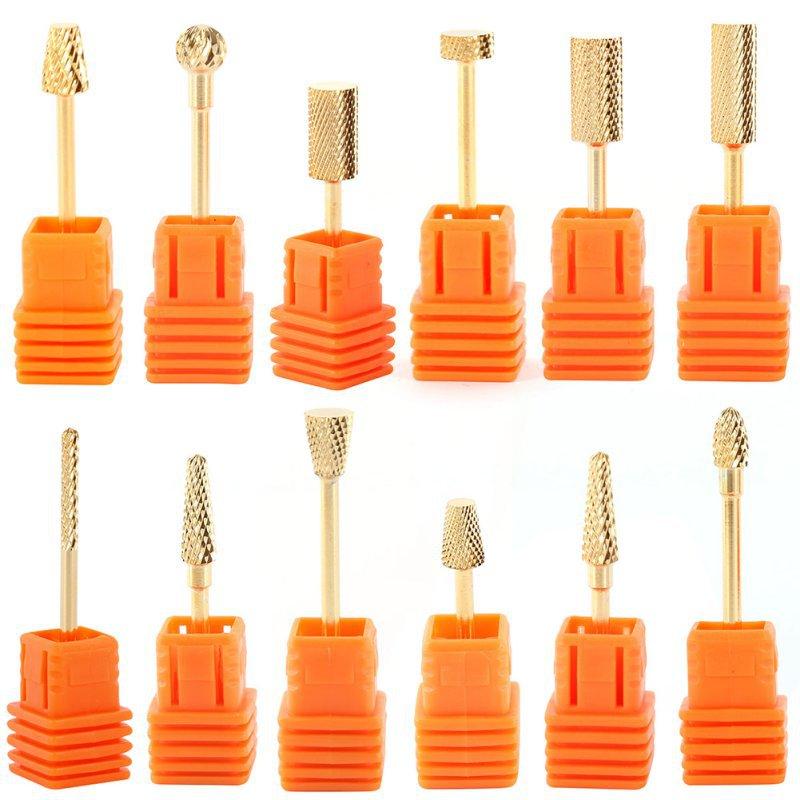 1Pcs Nail Drill Bits File Grinding Electric Machine Manicure Pedicure Tool Kit(China (Mainland))