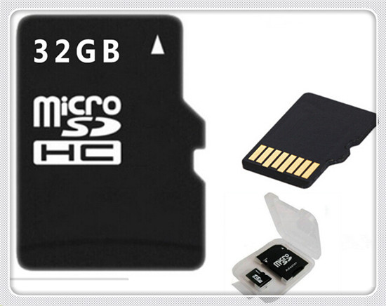Hot SALE class 6-10 memory card 128gb tf/ micro sd card 32gb 16gb TF CARD micro sd card adapter BT2(China (Mainland))