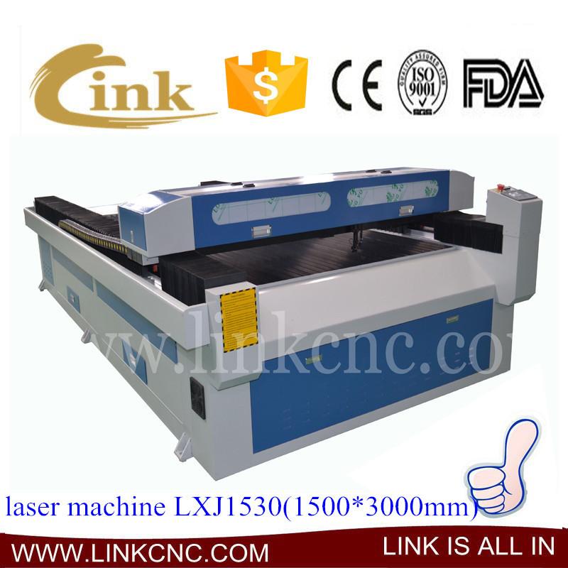 High Performance desktop laser cutting machine/laser machine 1530(China (Mainland))