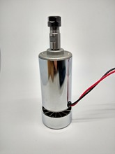 จัดส่งฟรี0.3KW cncแกนมอเตอร์300วัตต์แกนมอเตอร์DIY dc 12-48 cnc 300วัตต์แกนมอเตอร์สำหรับPCBเครื่องกัด