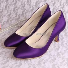 2 Inch Purple Heels | Tsaa Heel