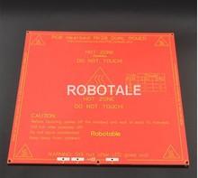 RepRap mendel PCB Heated MK2 for Mendel 3D printer hot bed