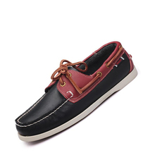 Driving Moccasins Men Shoes 2016,Handmade 100% Genuine Leather Boat Shoes Men Loafers Luxury Brand,Summer Men Casual Shoes Flats(China (Mainland))