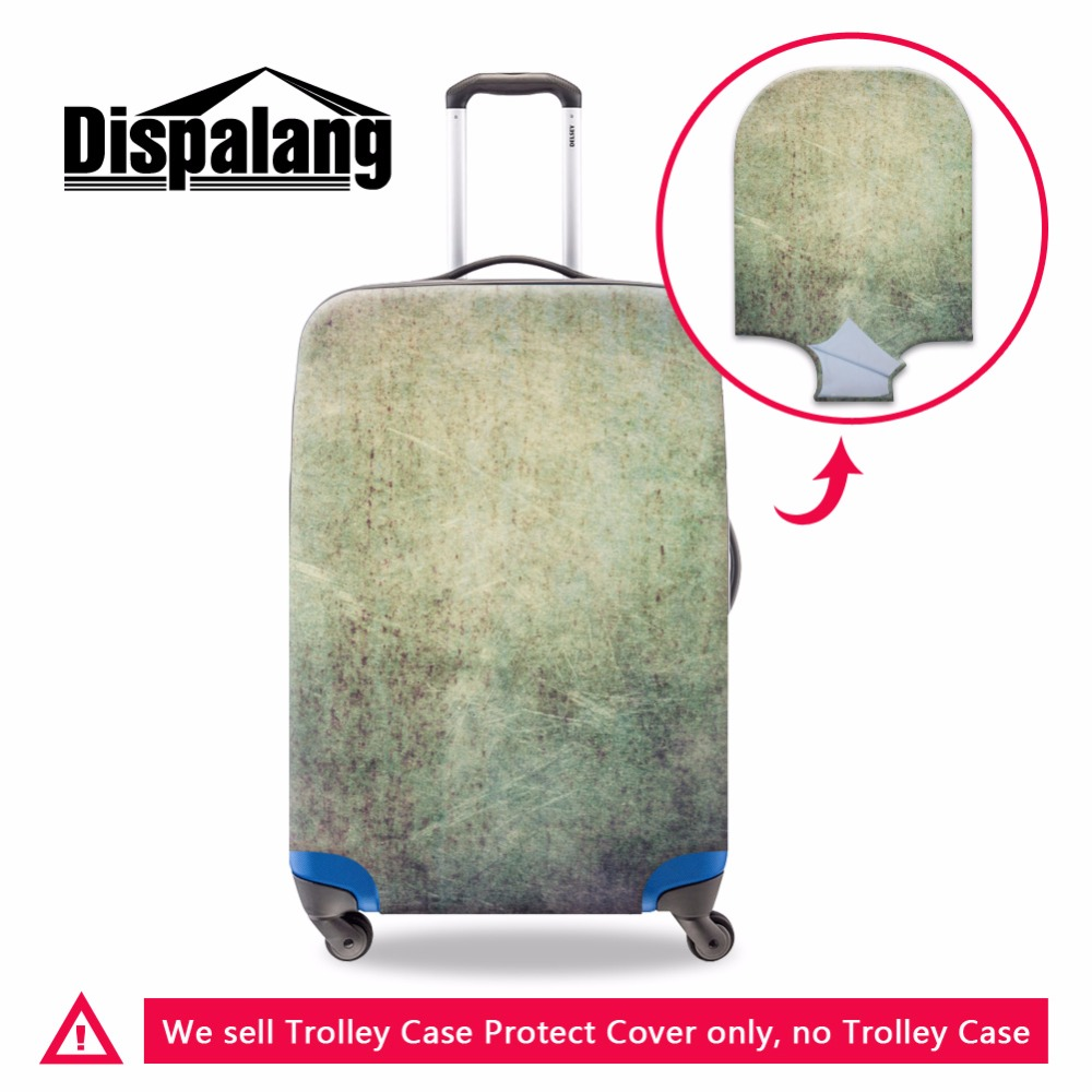 2016 Personalized luggage protector for duffle Cool waterproof luggage cover 18-30 inch Clear covers for suitcases anti-scratch(China (Mainland))
