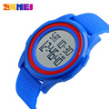 New Arrival Brand Sport Women Watch 4colors Led Alarm Date Fashion Casual Ultra Thin Mens Quartz