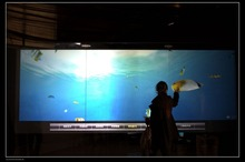 46″ transparent touch foils Truly 10 points best touch foil film for window, driver free, plug and play