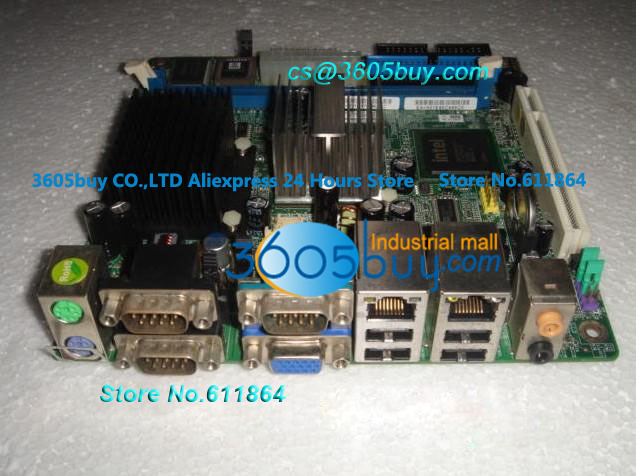 Industrial Control Board SBC86807 V2.0 POS Machine Integrate Net Export(China (Mainland))