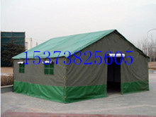 3 * 4 thick high-quality construction tent canvas tents works tents cotton tents(China (Mainland))