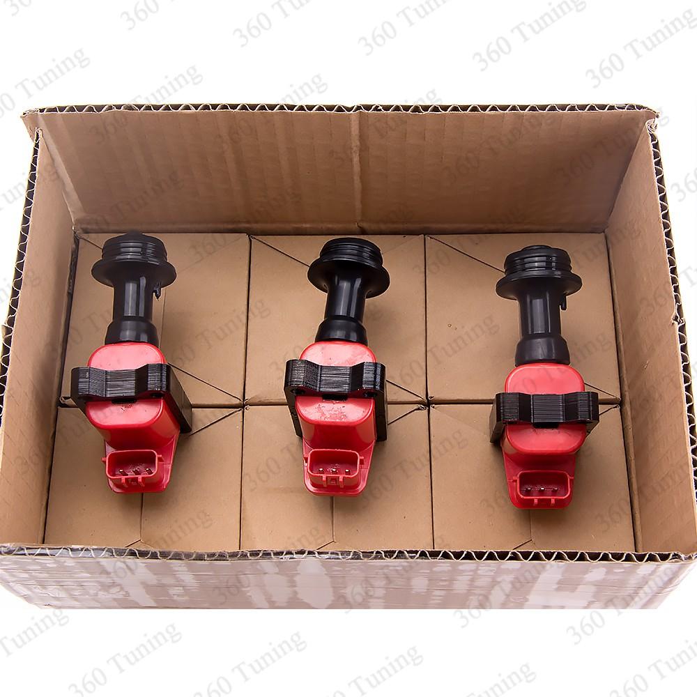 Купить Катушки зажигания Катушки Пакет Для Nissan Skyline R32 RB20 RB25 R33 S1 RB20DET RB25DET RB26 RB26DETT Серии 1 Свеча Пачек х 6 шт.