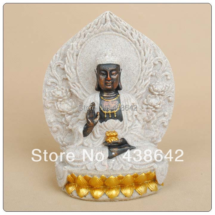 Здесь можно купить  New arrivals/gold black/resin craft,chinese fengshui buddha statue, home/office decoration, 24pcs/CTN 17cm F13049 New arrivals/gold black/resin craft,chinese fengshui buddha statue, home/office decoration, 24pcs/CTN 17cm F13049 Дом и Сад