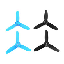 Free Shipping Plastic Blades Replacement Propellers Set for Parrot Bebop Drone3.0 RC Quadcopter Four Colors Available