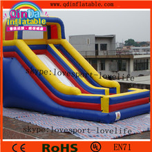carousel ride Theme Park Slide Giant Inflatable Slide For Sale(China (Mainland))