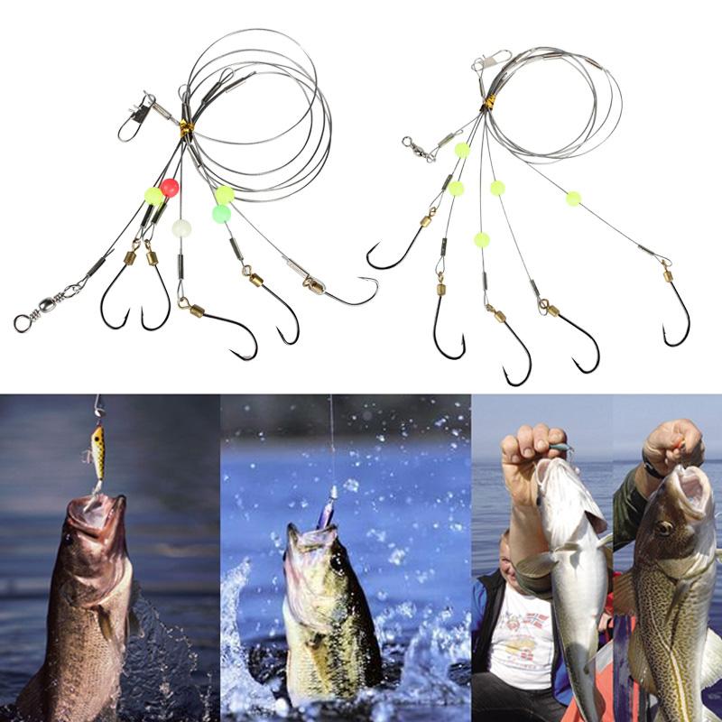 ловля рыбы на крюк