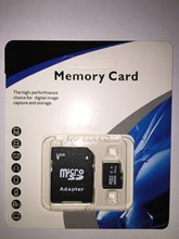 2016(high speed)!!! hot   micro sd card class10 tf card for Mobile phone memory card class 10 +Packing + adapter+card reader