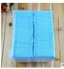 Super Absorbent Diaper Deodorization Sterilization Dog and Cat Indoor Toilet Training Pads Absorbent for cute dog 100PCS(China (Mainland))