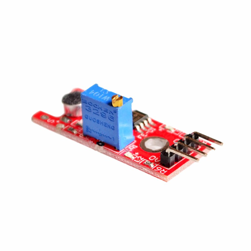 Free Ship with track 30pc High Sensitivity Microphone sound sensor module applicable for  KY0030 For Arduino AVR