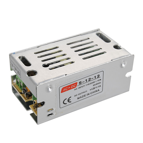 Hot Sale 12w 12v 1a Switch Power Supply Switching Driver