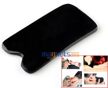 Guasha Massage Health Cure Tool Gua Sha Board Acupuncture Hand