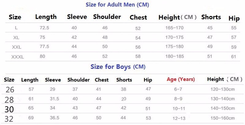 2017 Men Soccer Jerseys Set Youth Kids Survetement Football Kits Boys Child Futbol Training Suit Breathable maillot de foot DIY