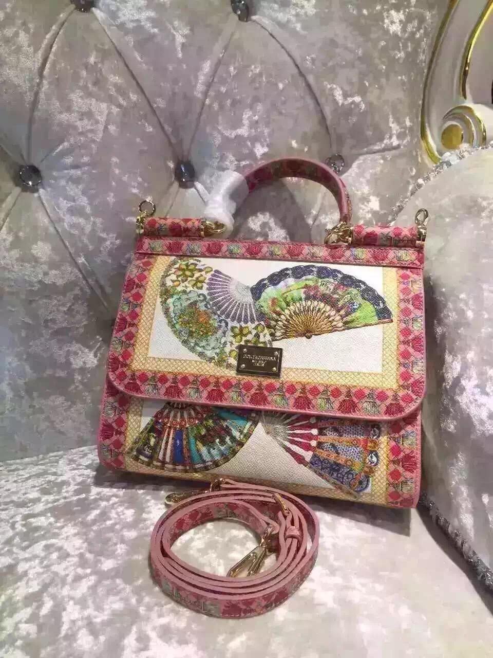 New 2016 Fashion Women printing Leather Handbag High Quality Leather Women Bag Vintage Shoulder Bag Messenger Bag Ladies Bag