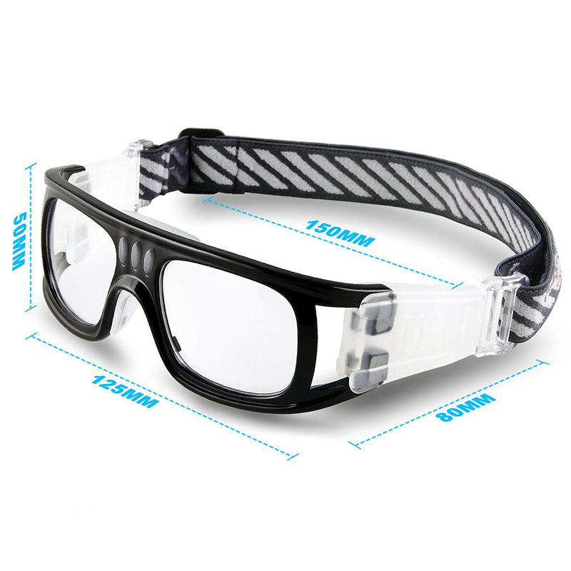 2017 Protective men Sports Goggles Eyewear Glasses Gafas Oculos for Basketball Soccer Rugby Football Tag Eyeglasses(China (Mainland))
