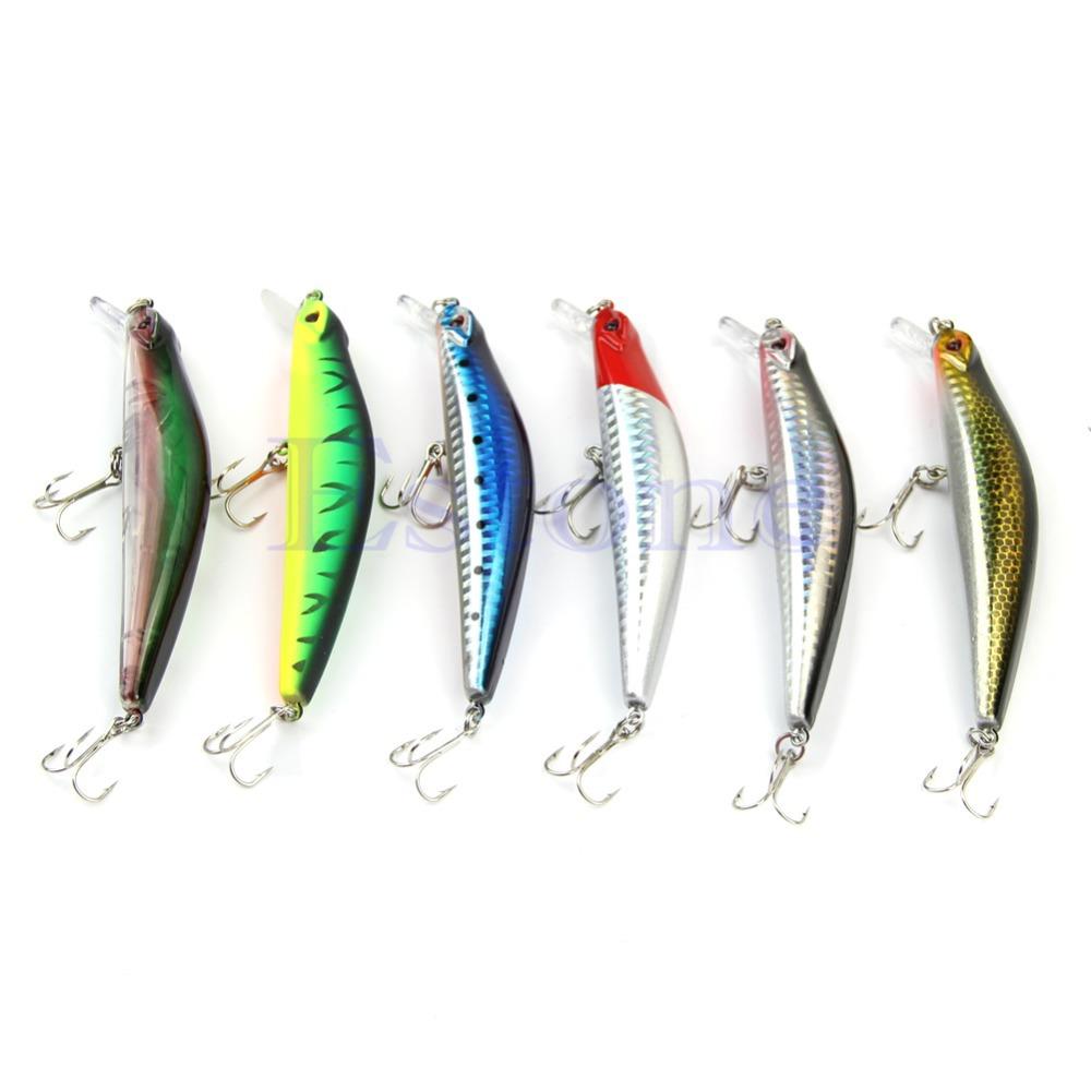 A96 Free Shipping 1pc 11cm 15g Popper Fishing Lure Crankbait Crank Bait Tackle Treble Hooks SYX110<br><br>Aliexpress