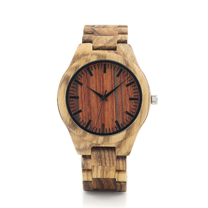 Watches Luxury Wooden Band Casual Wristwatches relogio masculino C-K27 (10)