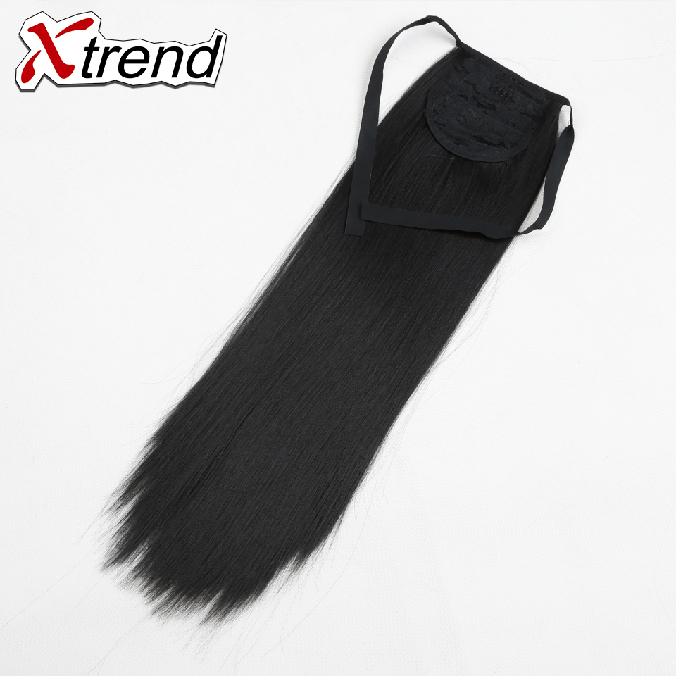 nakladnyye volosy synthetic ponytail hairpieces staright kanekalon ponytail hair extensions aplique de cabelo,sinteticas hair(China (Mainland))