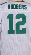 12 Aaron Rodgers 18 Randall Cobb 21 Ha Ha Clinton-Dix 27 Eddie Lacy 52 Clay Matthews 87 Jordy Nelson Elite jersey(China (Mainland))