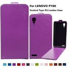 PU Leather Flip Mobile Phone Case Cover for Lenovo Vibe P1 A3800 4G LTE K920 Mini K910 K80 P90 A850 P780 X3 Lite Holster Shell