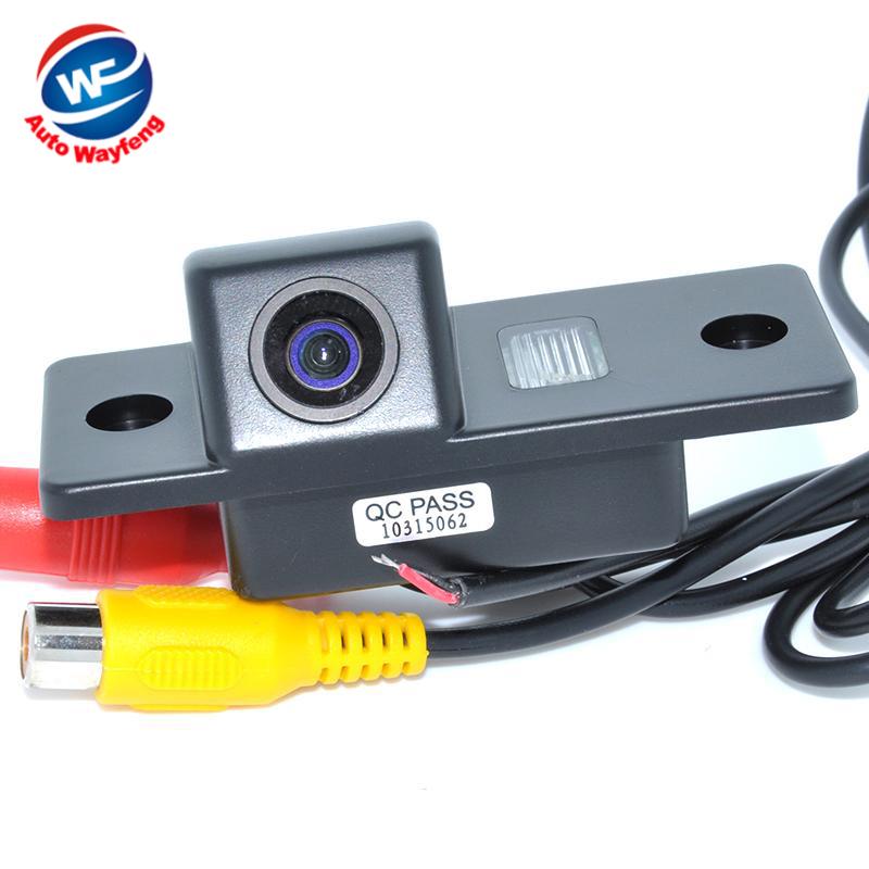 Car Rear View Reverse backup Camera for PORS-CHE CAYENNE VW Volkswagen SKODA FABIA/SANTANA/POLO(3C)/TIGUAN/TOUAREG/PASSAT(China (Mainland))