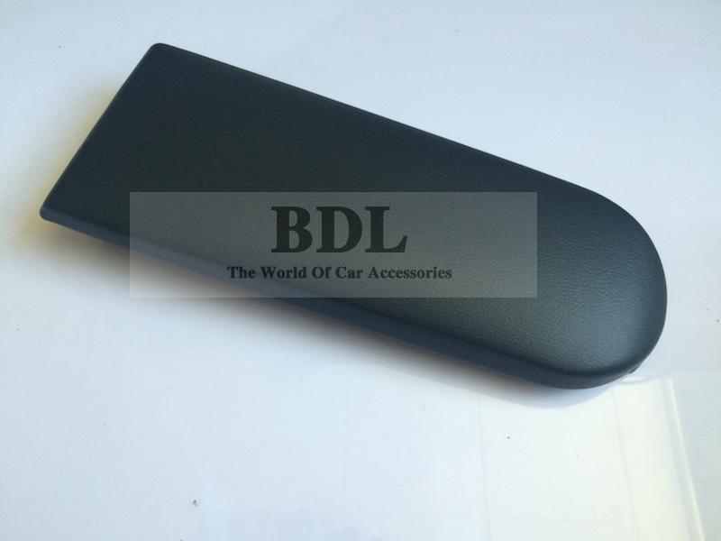 Black Beige Color Center Console Armrest Case Cover Leather Lid For VW POLO Passat B5 18D867173(China (Mainland))