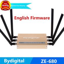 Английская версия 300 Мбит wi-fi беспроводной маршрутизатор 802.11b / g / n 3 г 4 г сети широкополосного AP + повторитель + маршрутизатор модели 64 м + 4 м памяти