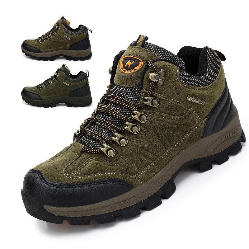 new style shoes boots hiking shoes breathable