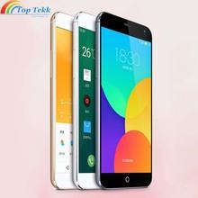 Original Meizu MX4 Smartphone 5.36 inch FHD MTK6595 Octa Core 4G FDD LTE 2GB 32GB ROM Flyme4 Android 4.4 mobile phone