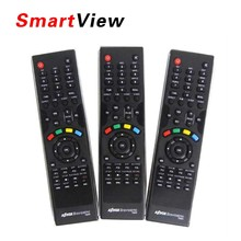 free shipping satellite receiver Azbox bravissimo Remote Controller 1pc