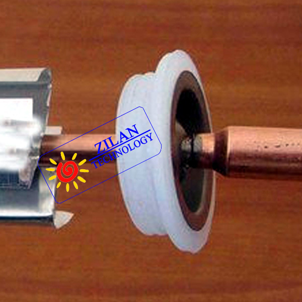 47MM heat pipe cap for solar water heater solar boiler solar collector(China (Mainland))