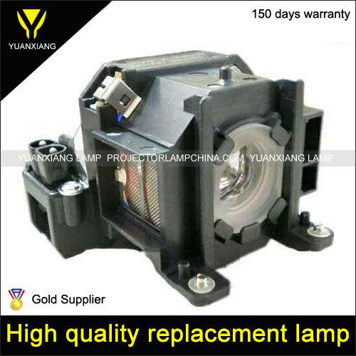 Фотография Projector Lamp for Epson EMP-1715 bulb P/N V13H010L38 ELPLP38 170W UHE id:lmp0737
