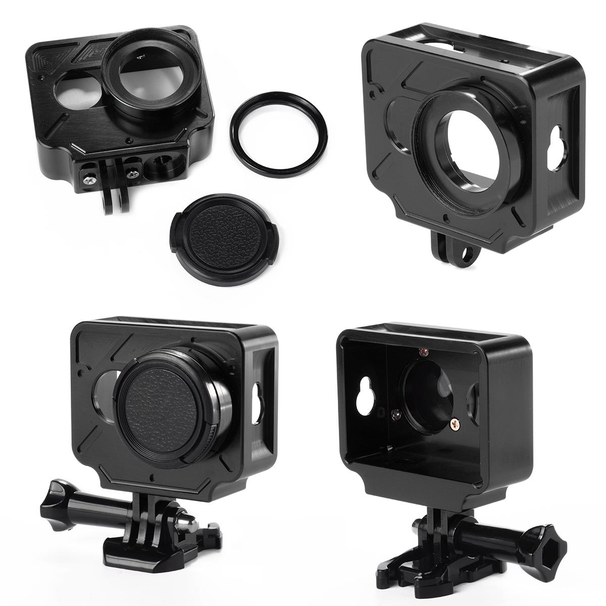 Aluminium Protective Case Shell + 37mm UV Filter FOR Xiaomi Camera